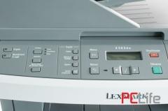LEXMARK X363dn с нова касета за 9000 копия и нов барабанен модул - мултифункционо у-во втора ръка