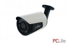 SV-AHD26 2Mp, 3.6mm, 50m, Sony, 75mm diamete. За вътрешен и външен монтаж, Sony IMX 323 - AHD камери за видео наблюдение