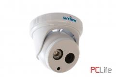 SV-IP40 2Mp, 2.8mm. За вътрешен монтаж - IP камери за видео наблюдение