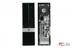 HP rp5800 Retail System + Windows 10, i5-2300 4GB DDR3 / 250GB HDD - компютри втора ръка