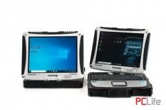 Panasonic Toughbook CF-19 MK6  i5-3320M 4GB DDR3 120GB-SSD - лаптопи втора ръка