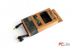 Procab CLА711/1.5, 3.5mm. Jack M Stereo-2x RCA M, 1.5m. - аудио кабели