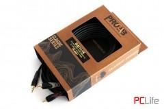 Procab CLА711/15, 3.5mm. Jack M Stereo-2x RCA M, 15m. - аудио кабели