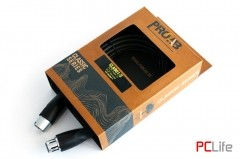 Procab CLА901/3, XLR(Canon) M - XLR(Canon) F, 3m - аудио кабели