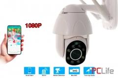 Wireless IP камера 2MP, 1080P - за външен монтаж - видео наблюдение