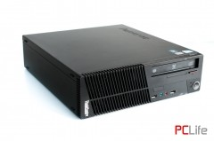 LENOVO ThinkCentre M72e/ sff/ Core i5-3470/ 4GB DDR3/ 250GB HDD - компютри втора ръка
