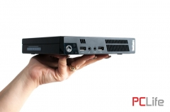 LENOVO ThinkCentre M72e Tiny Intel Core i3-2120T 4GB DDR3 500GB HDD - компютри втора ръка
