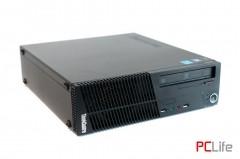 LENOVO ThinkCentre M73e sff Core i5-4570 4GB DDR3 500GB HDD - компютри втора ръка