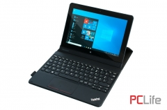 Lenovo ThinkPad 10 с клавиатура Intel Atom x7- Z8750 - таблети втора ръка