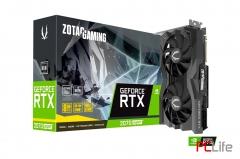 ZOTAC GAMING GeForce® RTX 2070 SUPER™ MINI нова в кутия - видео карти