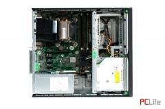 HP ProDesk 400 G1 sff Core i3-4130/ 4GB DDR3/ 250GB HDD - компютри втора ръка