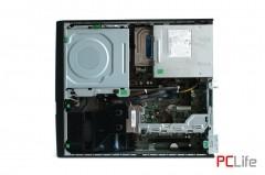 HP rp5800 Retail System Pentium G640/ 4GB DDR3/ 250GB HDD + Windows 10 - компютри втора ръка