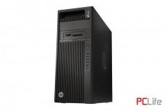 HP Z440 Intel Xeon E5-1630 16GB DDR3, ECC 256GB SSD Nvidia Quadro K2200 - работни станции втора ръка