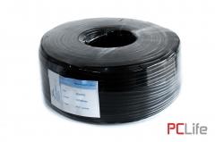 Комбиниран висококачествен коаксиален кабел RG59 със захранване 2*0.5mm. - кабели за видеонаблюдение, LAN мрежи