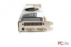 NVIDIA QUADRO FX4600 768MB DDR3 384-bit - видео карти втора ръка