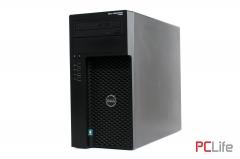DELL PRECISION T1650 Intel Xeon E3-1230v3/ 8GB DDR3 ECC 500GB HDD Nvidia GeForce GTX 1050 Ti 4GB - геймърски компютри втора ръка