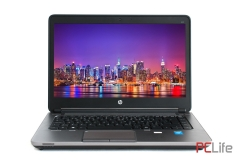HP ProBook 640 G1  Core i5-4310M 4GB DDR3 320GB HDD - лаптопи втора ръка
