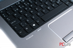 HP ProBook 640 G1  Core i5-4310M 4GB DDR3 320GB HDD - лаптопи втора ръка