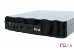 Dell OptiPlex 9020 Micro Core Core i3-4150T/ 4GB DDR3 128GB SSD - компютри втора ръка