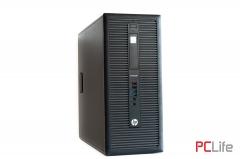 HP ProDesk 600 G1 T Core i3-4130/ 8GB DDR3/ 500GB HDD - компютри втора ръка
