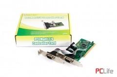PCI RS232x2 MOSCHIP MM-PIO9865-2S - контролери
