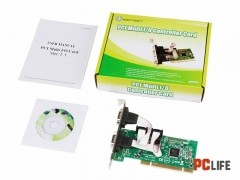 PCI RS232x2 MOSCHIP MM-PIO9865-2S - контролери