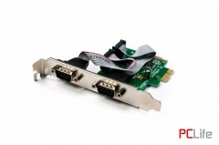PCIe RS232 2PORT PCE382-2S - контролери втора ръка