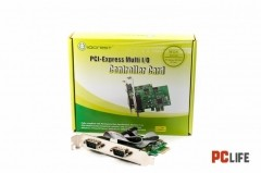 PCIe RS232 - Контролери втора ръка