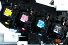 HP 500 цветен - цветни принтери втора ръка