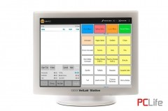 ELO 1515L бял - touch screen монитори втора ръка