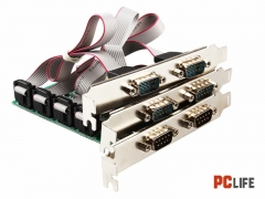 PCI RS232x6 MOSCHIP MM-PIO9865-6S - контролери