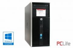 HP Compaq 6300 PRO MT+Win10- компютри втора ръка