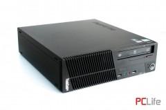 LENOVO  M70e sff/ Pentium E5500/ 4GB DDR3/ 160GB HDD - компютри втора ръка