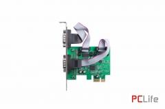 PCIe RS232 2PORT PCE99100-2S - контролери