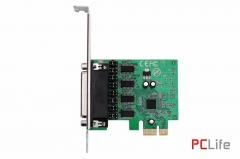 PCIe RS232 4PORT PCE99100-PR4S - контролери